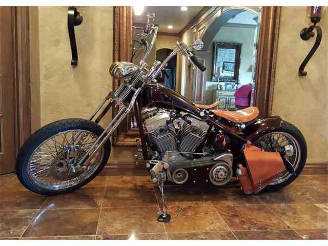 Picture of 2007 Chopper Guys Bobber Hardtail Custom located in Oklahoma City OKLAHOMA Auction Vehicle Offered by Leake Auction Company - MUYR