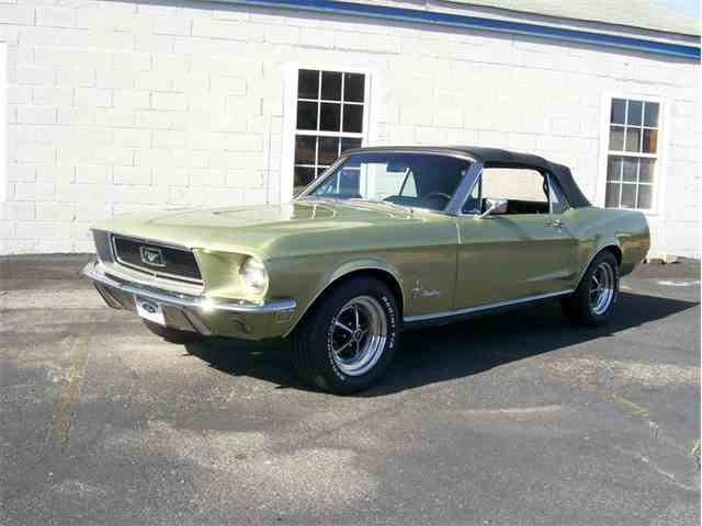 Picture of Classic '68 Ford Mustang located in NORTH CAROLINA - MUYS