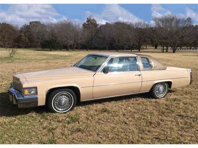 Picture of 1978 Coupe DeVille Offered by Leake Auction Company - MUYT