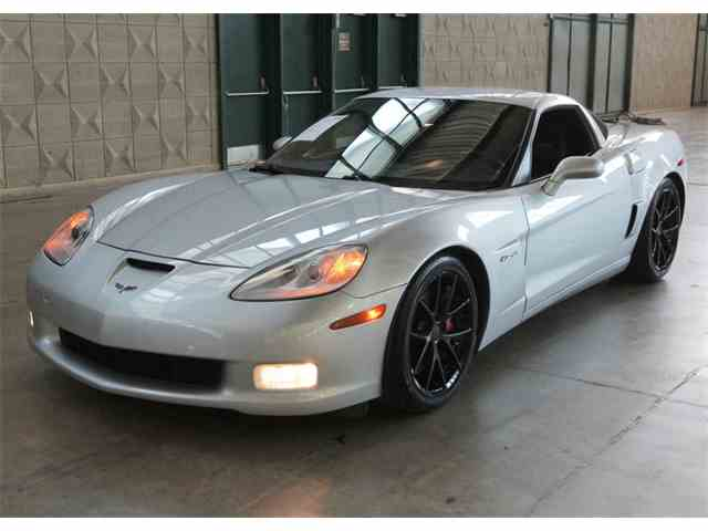 Picture of 2009 Corvette Z06 located in OKLAHOMA Auction Vehicle - MUZ3