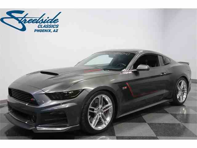 Picture of '15 Mustang (Roush) - MUZ7