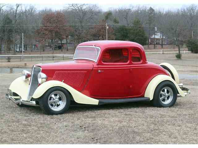 Picture of '33 5-Window Coupe - MUZ8