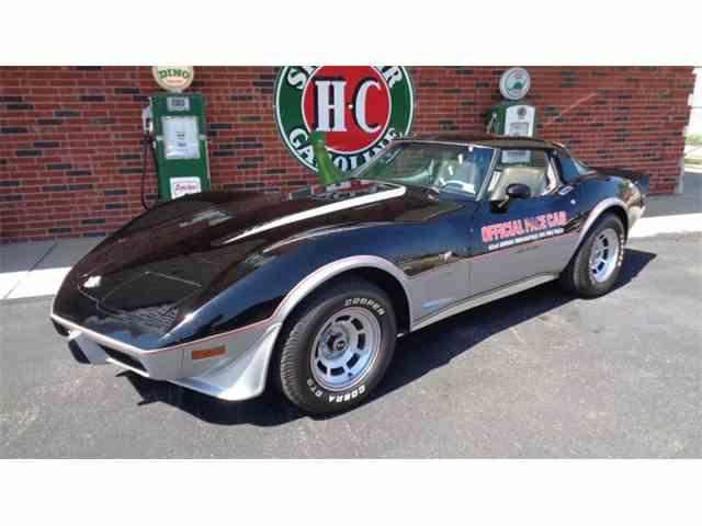 Picture of '78 Corvette - MUZE