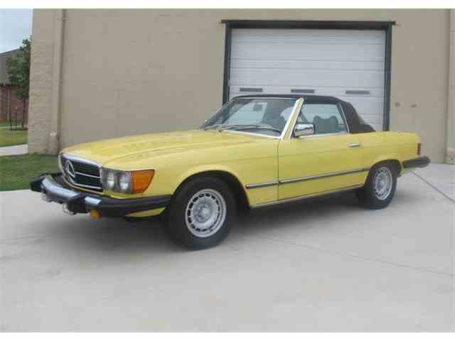 Picture of '78 450SL - MUZG