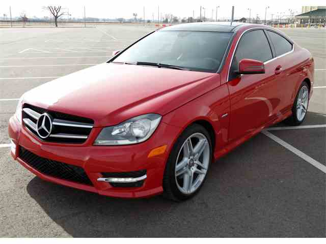 Picture of '12 Mercedes-benz CLC 250 located in OKLAHOMA Auction Vehicle - MUZT
