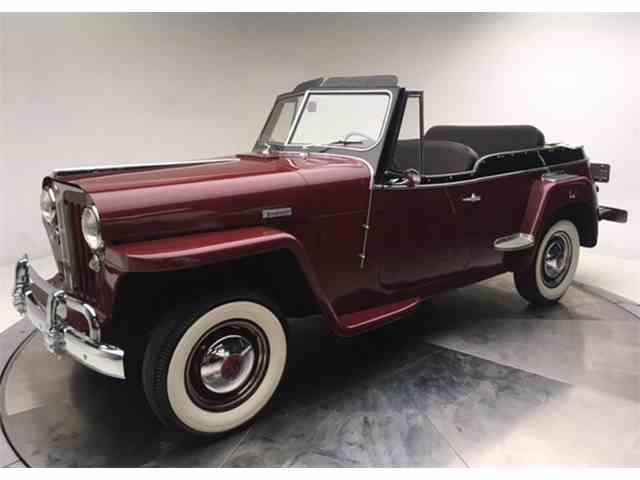 Picture of '49 Jeepster - MV0Y