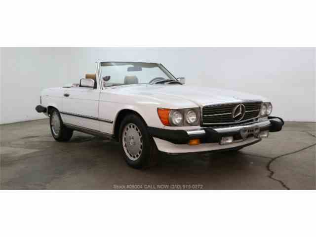 Picture of '89 560SL - MV1B