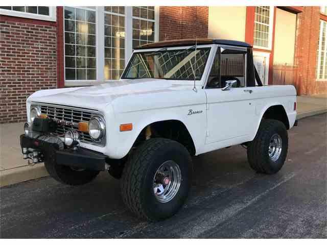 Picture of '77 Bronco - MV1F