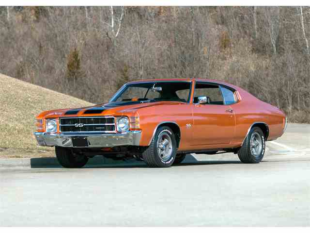 Picture of '71 Chevelle SS - MV1Q