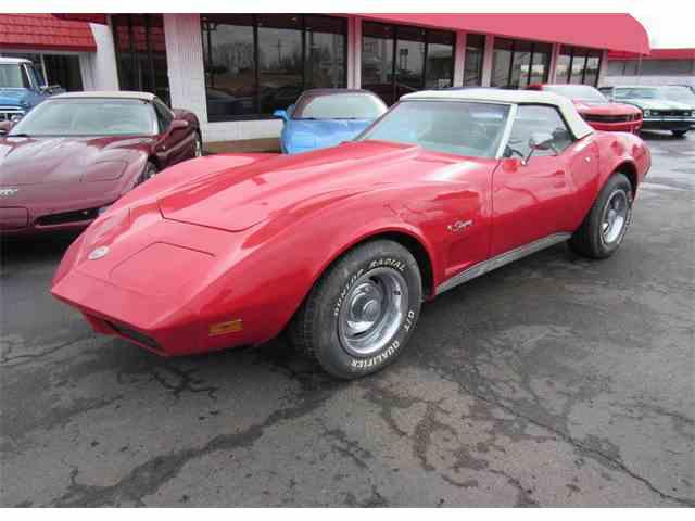 Picture of '74 Corvette located in Oklahoma City OKLAHOMA - MV1R