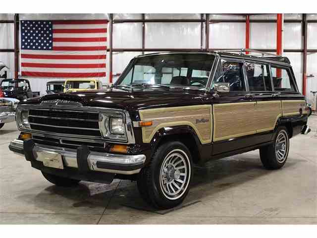 Picture of '90 Grand Wagoneer - MV2P