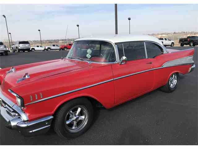 Picture of '57 Bel Air Resto Mod - MV2R