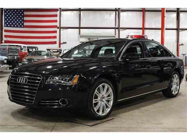 Picture of '14 Audi A8 located in Michigan - $42,900.00 Offered by GR Auto Gallery - MV3A
