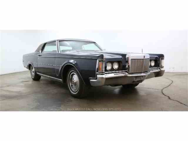 Picture of '71 Continental Mark III - MV3G