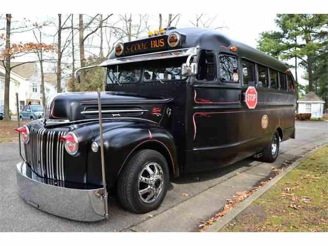 Picture of '40 School Bus  Short Bus Custom - MV40