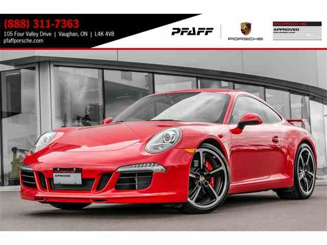 Picture of '13 911 Carrera S - MQF9