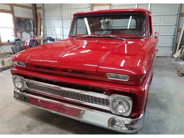 Picture of Classic '65 C10 Auction Vehicle Offered by Leake Auction Company - MV4L
