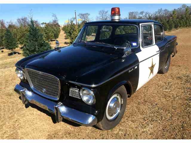 Picture of '60 Lark Police Car - MV4M