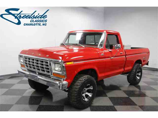 Picture of 1978 Ford F150 located in North Carolina - $27,995.00 Offered by Streetside Classics - Charlotte - MV4P
