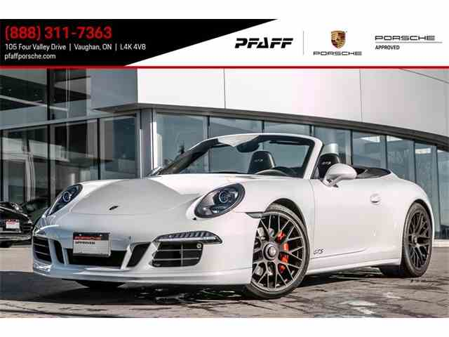 Picture of '15 Porsche 911 Carrera 4S Cabriolet located in ONTARIO - $121,000.00 - MQFB