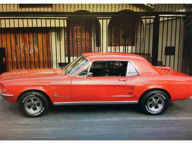 Picture of '67 Mustang - MV56