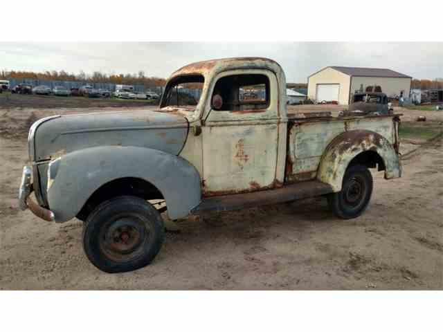 Picture of '41 1/2 Ton Pickup - MQFD