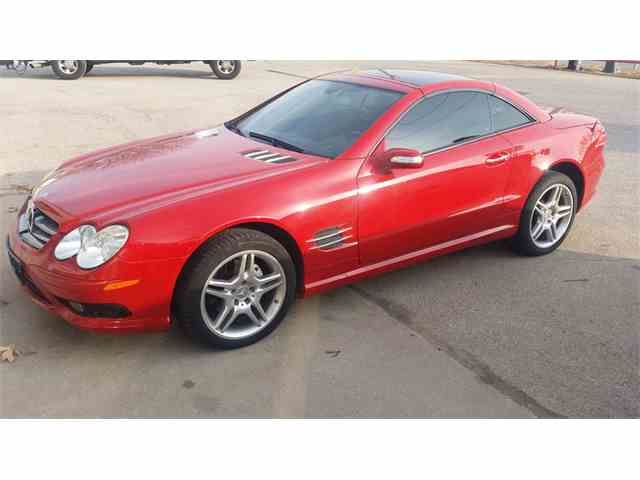 Picture of '06 SL500 - MV5X