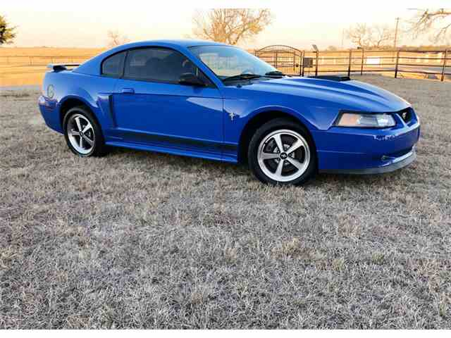 Picture of '03 Mustang - MV5Z