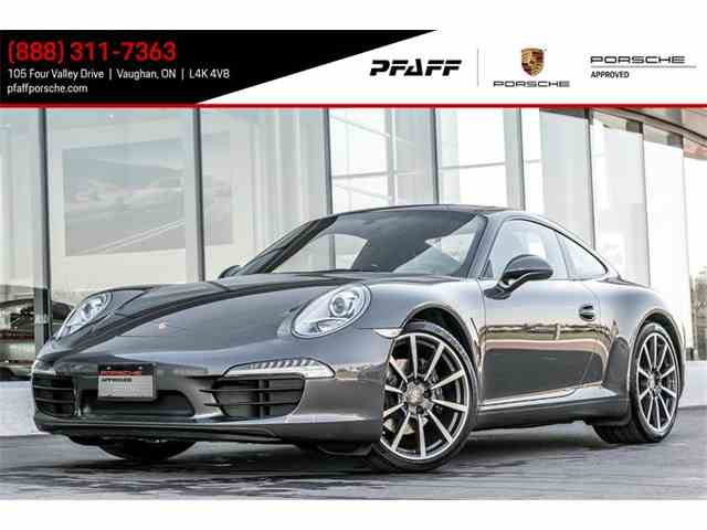 Picture of 2015 911 Carrera located in Vaughan ONTARIO Offered by Pfaff Porsche - MQFG