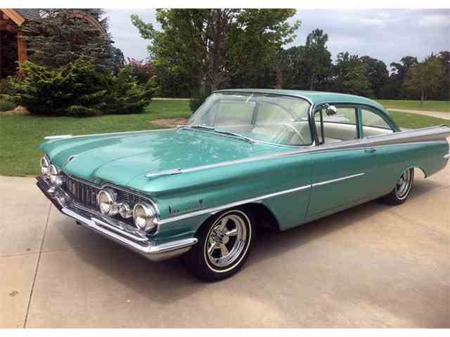 Picture of '59 Dynamic 88 - MV6P