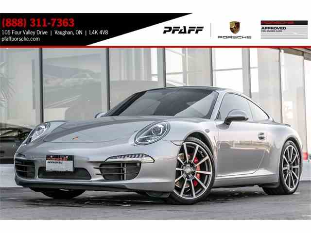 Picture of '15 Porsche 911 Carrera S located in ONTARIO - $95,000.00 Offered by Pfaff Porsche - MQFJ