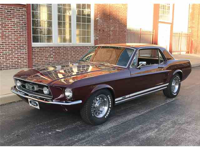 Picture of '67 Mustang - MV7A