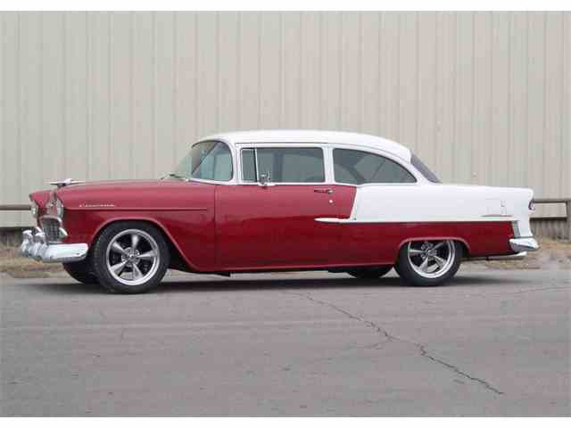 Picture of '55 2-Dr Post - MV7B