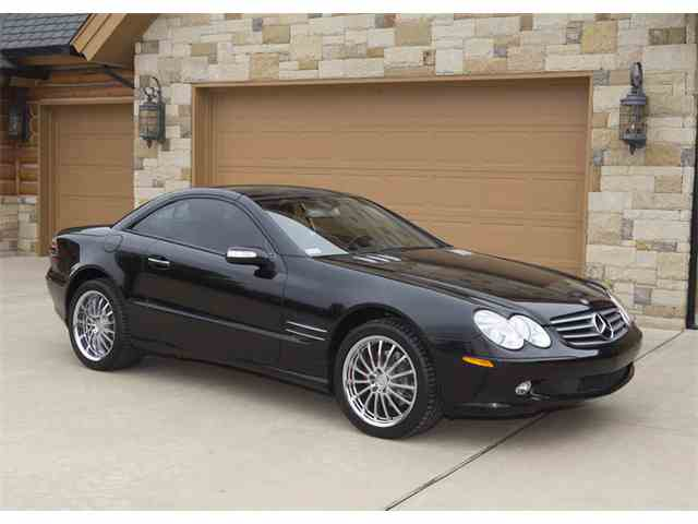 Picture of 2006 Mercedes-Benz SL500 located in Oklahoma City OKLAHOMA - MV7T