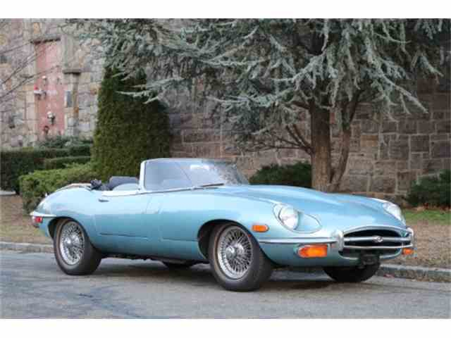 Picture of 1969 Jaguar XKE Series II located in New York - $62,500.00 Offered by Gullwing Motor Cars - MV83