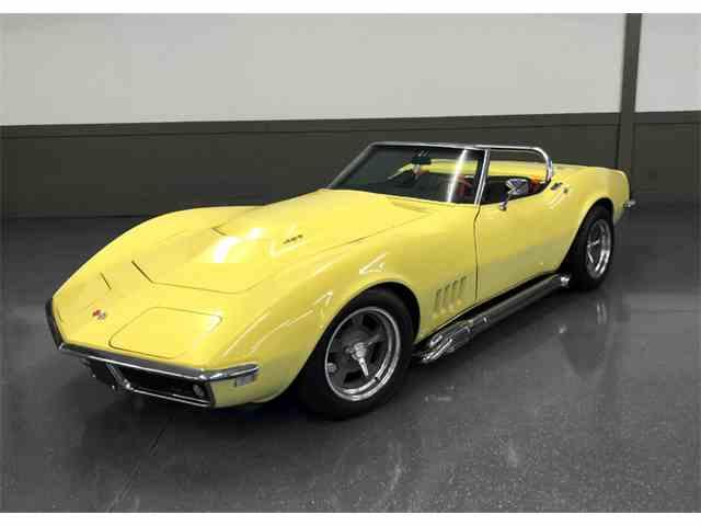 Picture of '68 Corvette - MV88