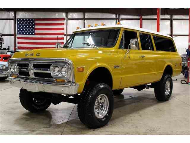 Picture of 1972 GMC Suburban - $32,900.00 - MV8A