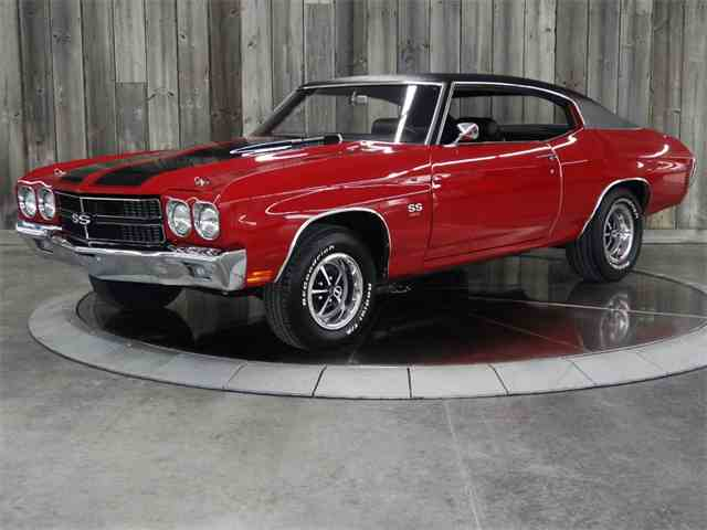 Picture of '70 Chevrolet Chevelle SS Offered by Veit's Vettes And Collector Cars - MV8F