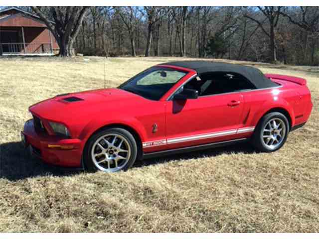 Picture of 2007 GT500 Offered by Leake Auction Company - MV8J