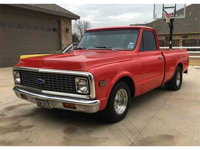 Picture of '71 Pickup - MV8N