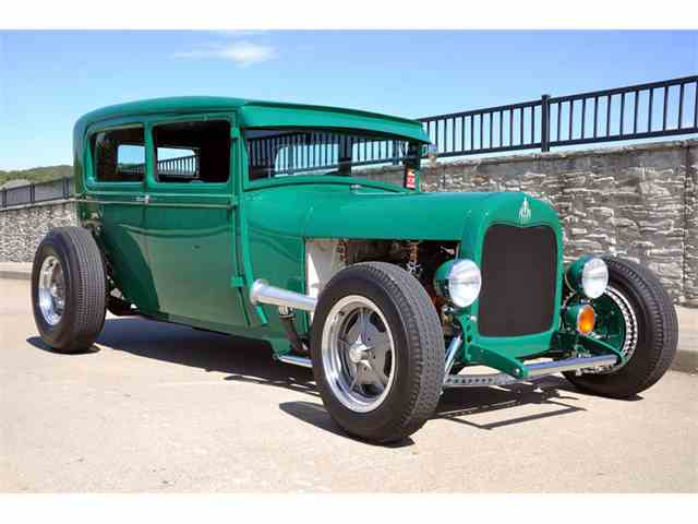 Picture of Classic '29 Model A Offered by Leake Auction Company - MV8Y
