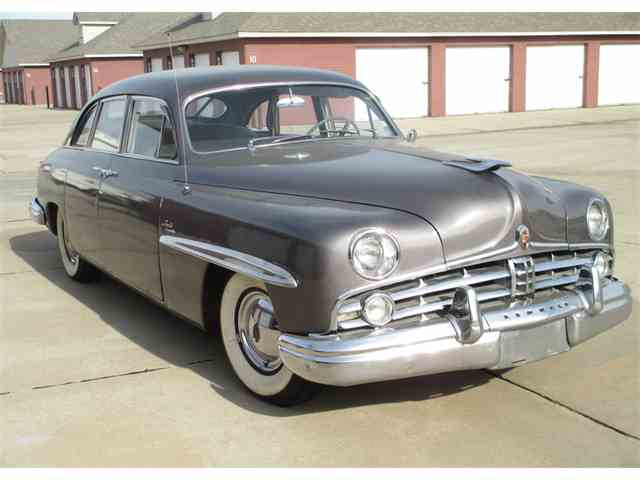 Picture of '49 Cosmopolitan Town Sedan - MV9R