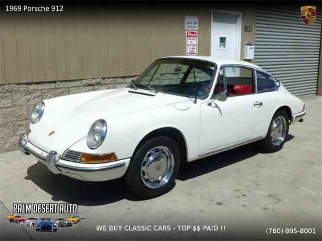 Picture of '69 912 located in California Offered by Palm Desert Auto - MV9W