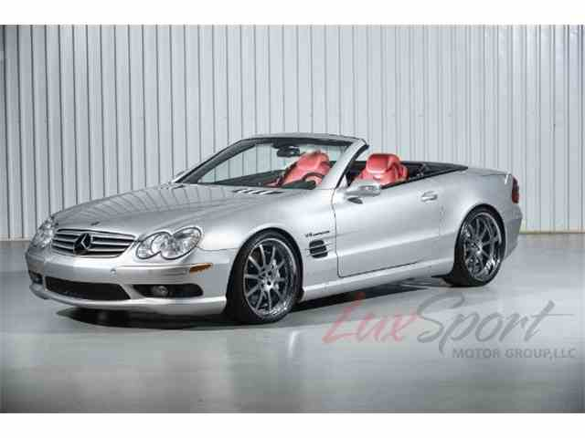 Picture of '03 SL55 AMG - MV9Z