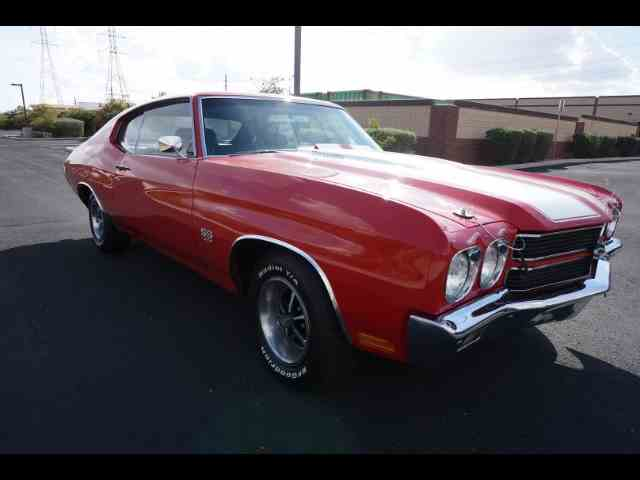 Picture of '70 Chevelle - MQFT