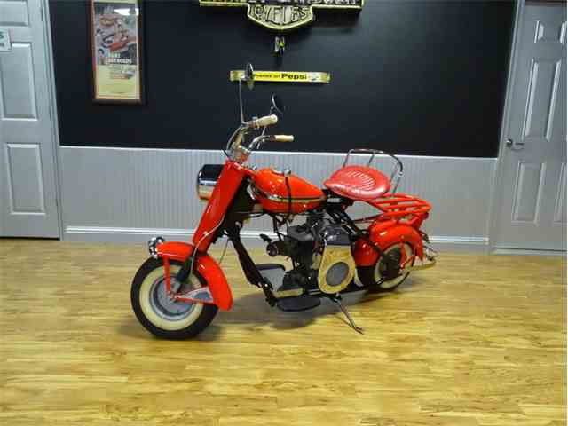 Picture of '61 Motorcycle - MPYE