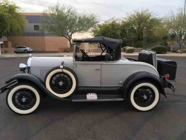 Picture of '29 Model A - MQG0