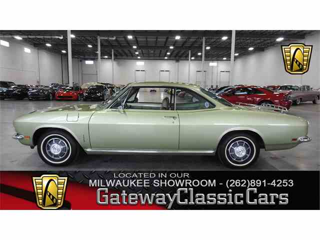 Picture of '69 Corvair - MVCA