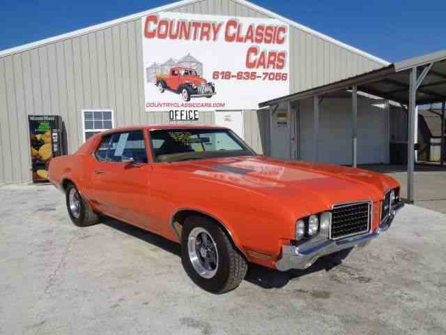 Picture of Classic 1972 Oldsmobile Cutlass - MVCG