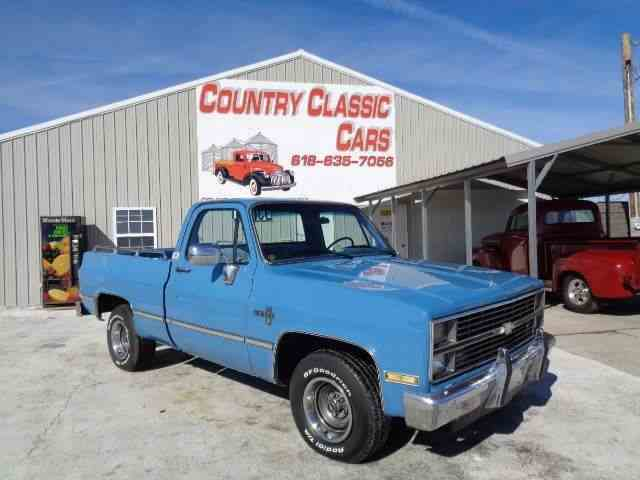 Picture of '84 Silverado Offered by Country Classic Cars - MVCQ
